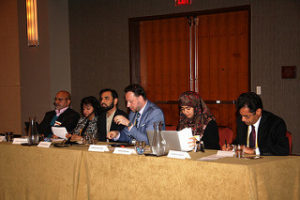 IIIT Panel on ISIS at the American Academy of Religion (AAR)