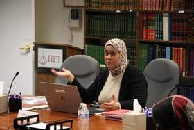 Dr. Feryal Salem's Book Talk