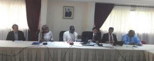 """تقرير عن المـلتقى العلمي : """"الإسلام و تحديّات العالم الحديث"""" دكار وسينلوي (السنغال)"""
