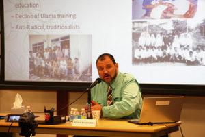"Dr. Lukens-Bull: ""Indonesian Islamic Education in a Globalizing Era"""