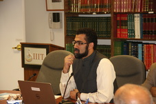 Dr. Padela and Islamic Bioethics