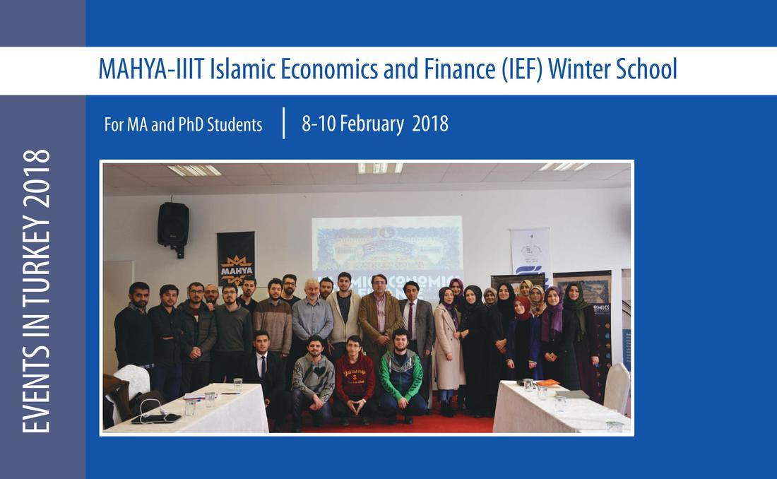 IIIT Events in Turkey