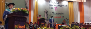 University Selangor Confers Honorary Degree Doctor of Philosophy in Social Science to Dr. Ahmad Totonji