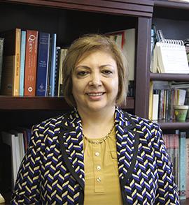 Maryam Saroughi