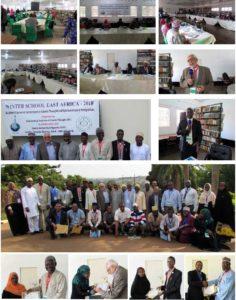 East Africa Winter School in Uganda