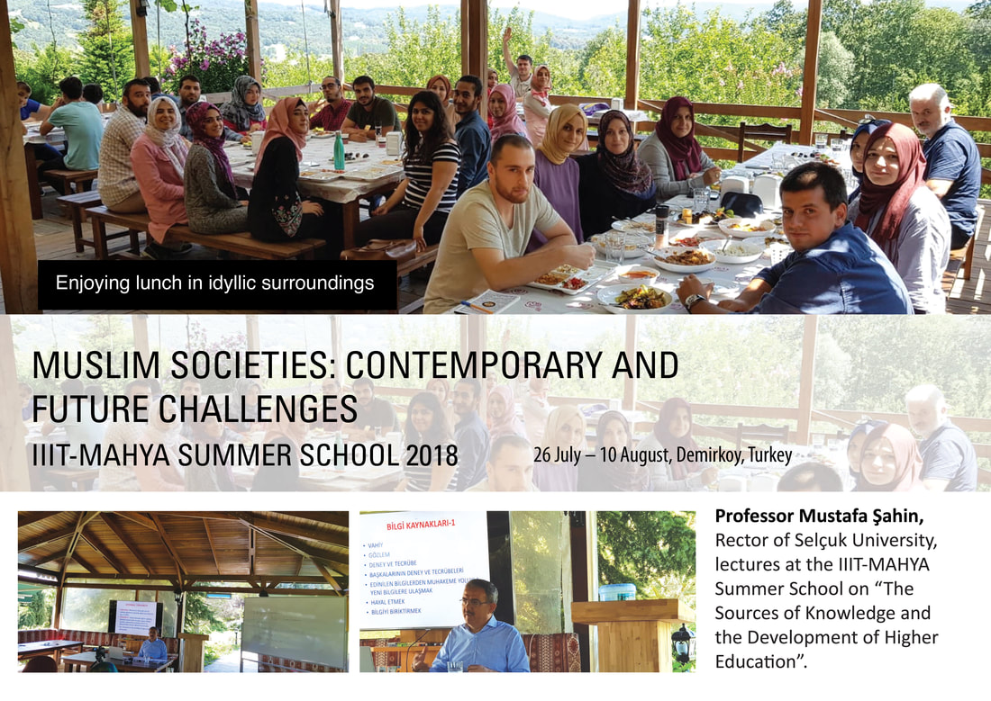 IIIT-MAHYA Summer School in Turkey a Success!