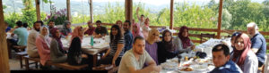 Turkey and Bosnia & Herzegovina Summer Students Discuss Renewal in Islamic Thought