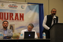 IIIT Held Three Panels at ICNA Annual Convention - May 29, 2016