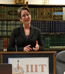 "Dr. Ellen McLarney Talks About the ""Soft Force"" of Egypt"