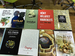 IIIT Turkish Titles Displayed at Istanbul Book Fair