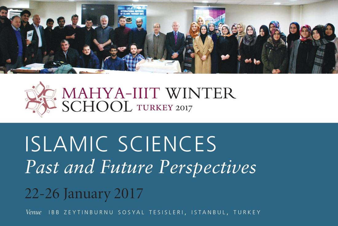 1st MAHYA-IIIT Winter School in Turkey