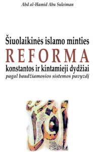 Lithuanian Translation for Renewal of Islamic Discourse by AbdulHamid AbuSulayman