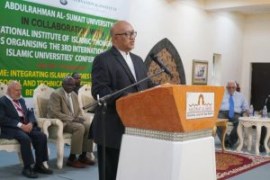 3rd International Islamic Universities Conference