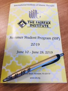 2019 US Summer Student Program has begun!