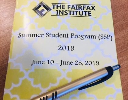2019 US Summer Student Program has begun!