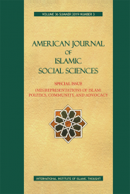 American Journal of Islamic Social Sciences (AJISS) Volume 36: Issue 3
