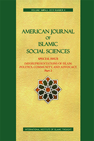 American Journal of Islamic Social Sciences (AJISS) Volume 36: Issue 4