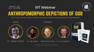 """Anthropomorphic Depictions of God"" Webinar a Huge Success"