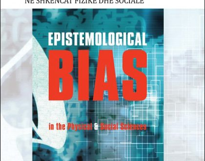 Epistemological Bias In the Physical & Social Sciences - Albanian translation