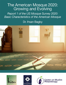 IIIT Community Outreach: Supports US Mosque Survey 2020