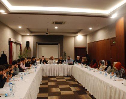 انتهاء برنامج الطلاب الشتوي بتركيا