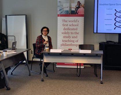 المعهد يرعى مؤتمرًا حول الأعمال الخيرية الإسلامية والمجتمع المدني