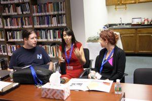 المعهد يستضيف فعالية بالشراكة مع الجمعية الوطنية للمرأة العربية الأمريكية