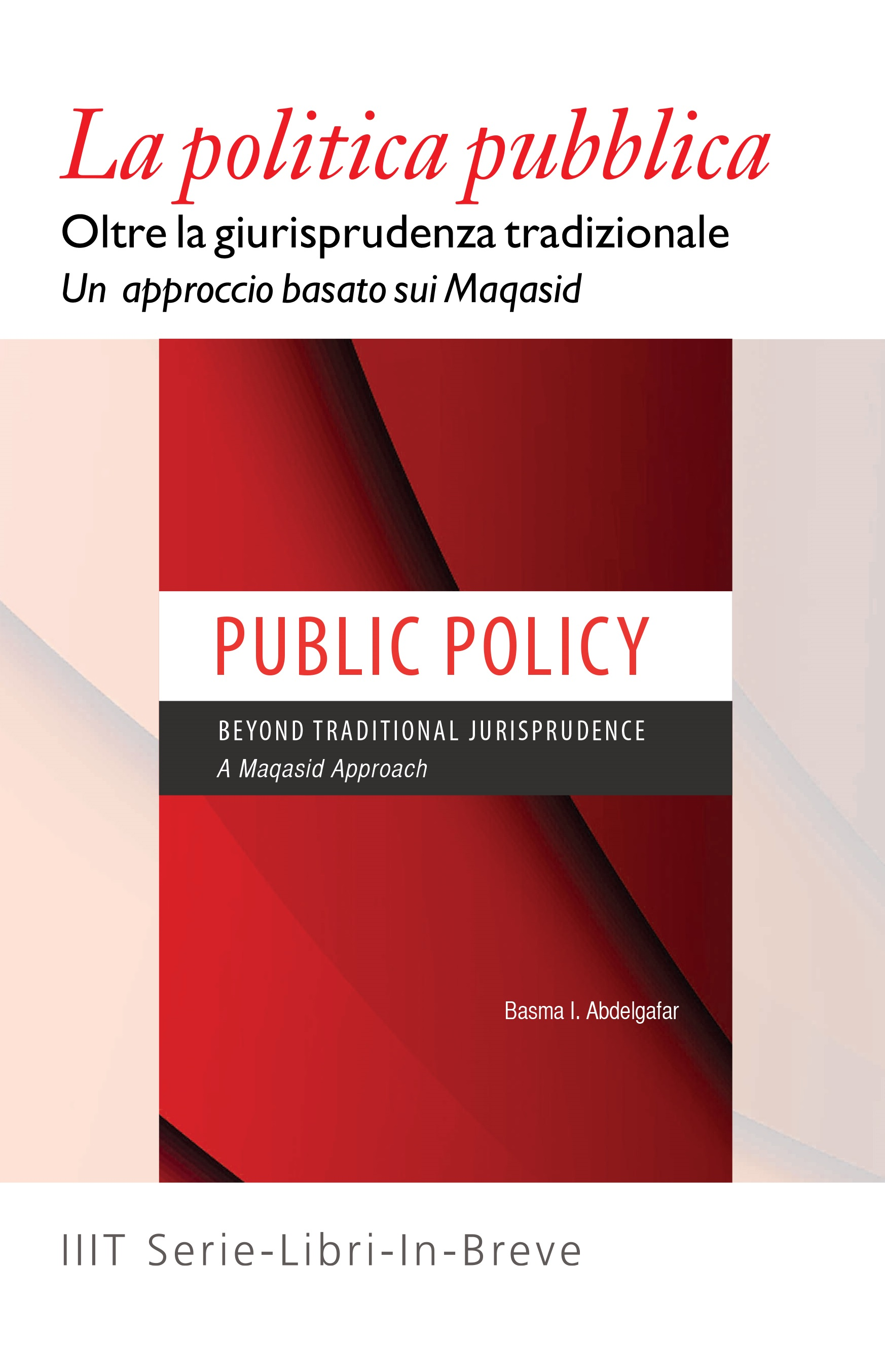 Public Policy Beyond Traditional Jurisprudence – Italian (Books-in-Brief)