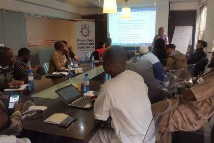 التكامل المعرفي: تطبيقه في أفريقيا