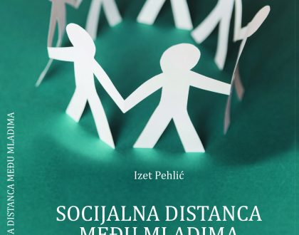 Socijalna distance među mladima (Social distance among youth) (Bosnian)