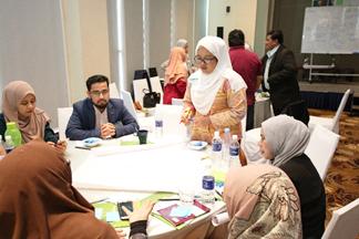 استمرار ورشة عمل التعليم والإسلام والمستقبل