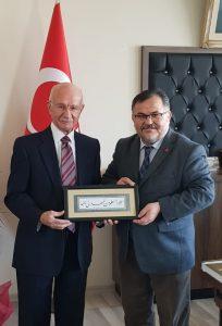 Visit to Bursa Uludağ University Ilahiyat Faculty