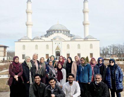 انتهاء برنامج الطلاب الشتوي بالولايات المتحدة