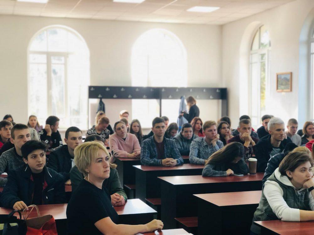 Islam, Gender, and Media Workshop in Ukraine