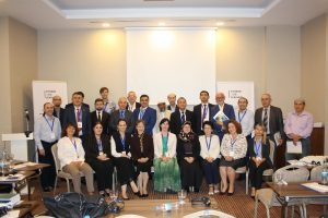 المنتدى الثالث لباحثي اتحاد الدول المستقلة في اسطنبول