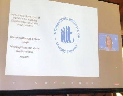 Ukraine: Dr. Nasser Presented Study on Empirical Research