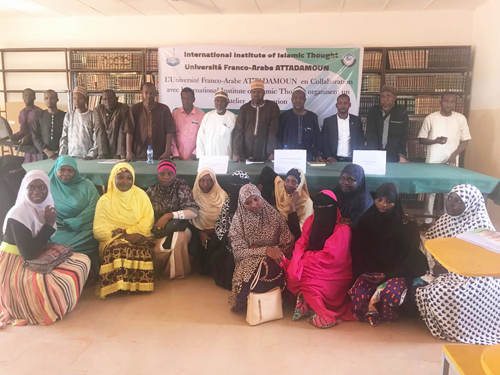 Workshop on Epistemological Integration in the Republic of Niger