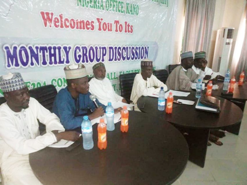 IIIT Nigeria Monthly Group Discussion - July