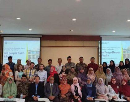 دورة دولية في علم النفس الإسلامي: من النظرية والبحث إلى الممارسات