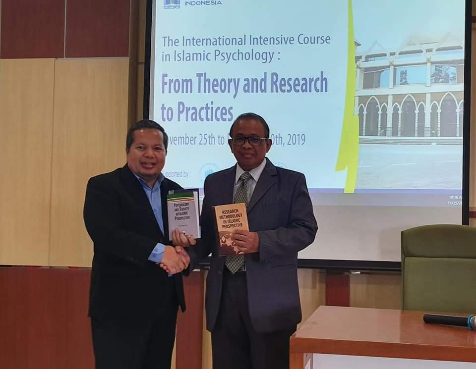 International Course in Islamic Psychology: From Theory and Research to Practices