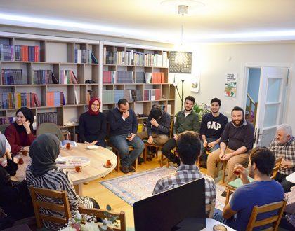 اجتماع خريجو البرنامج الشتوي في إسطنبول